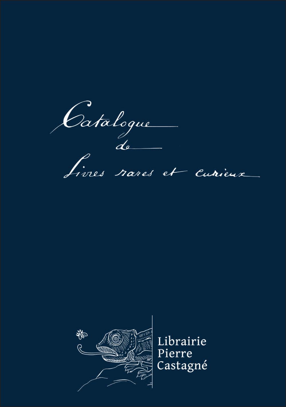 20 Catalogue de livres rares et curieux I
